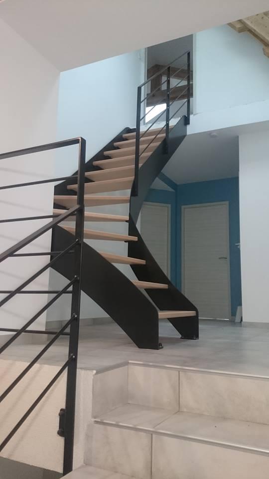 Escalier tournant